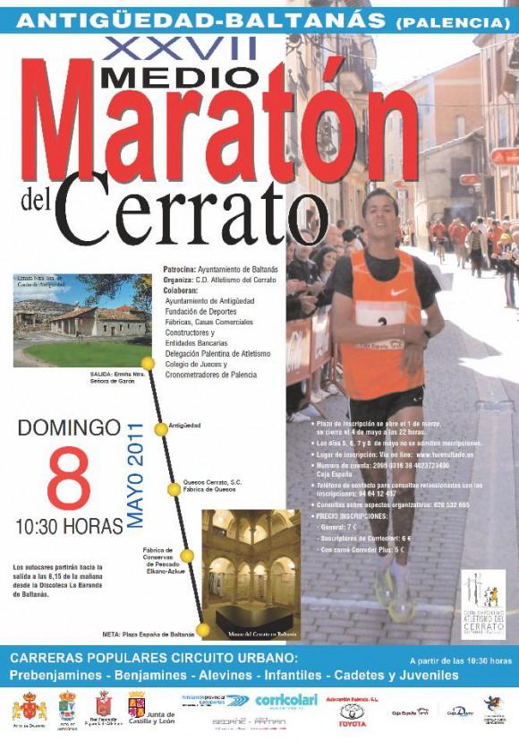 Medio Maratón del Cerrato