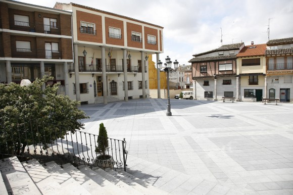 Plaza Baltanás