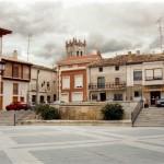 Plaza Mayor Baltanás