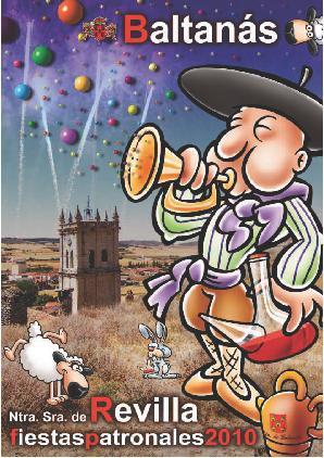 Concurso de Cartel de Fiestas 2011