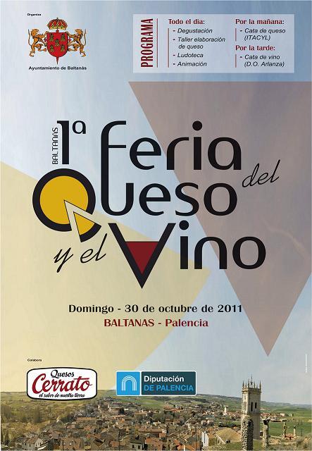 Feria Queso y vino 2011