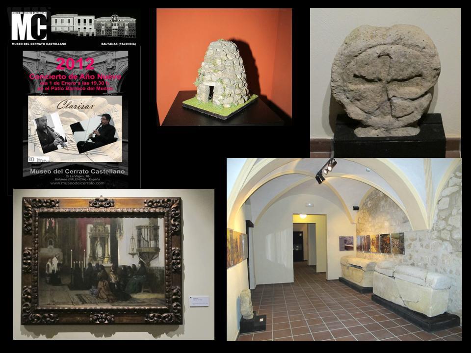 Ampliación fondos Museo del Cerrato