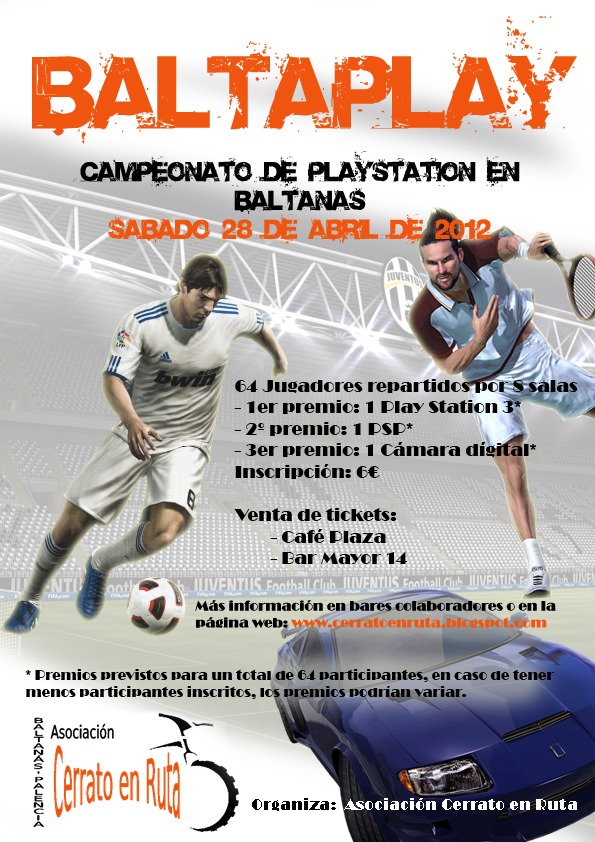 Baltaplay-Campeonato PlayStation (28-4-12)