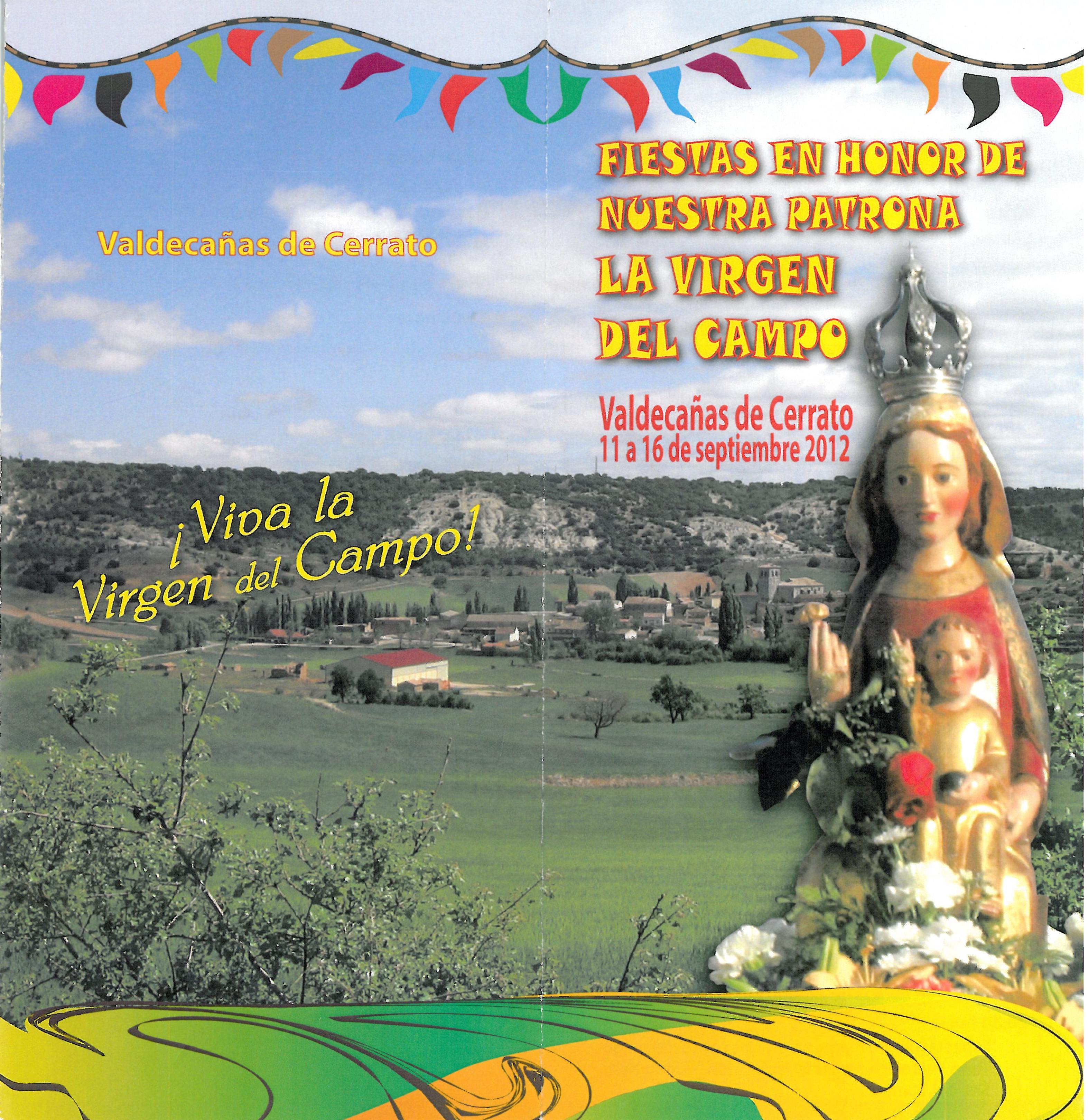 Fiestas en Valdecañas