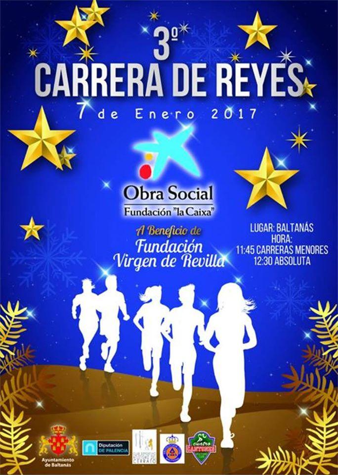 III Carrera de Reyes 2017 – Imágenes y clasificación