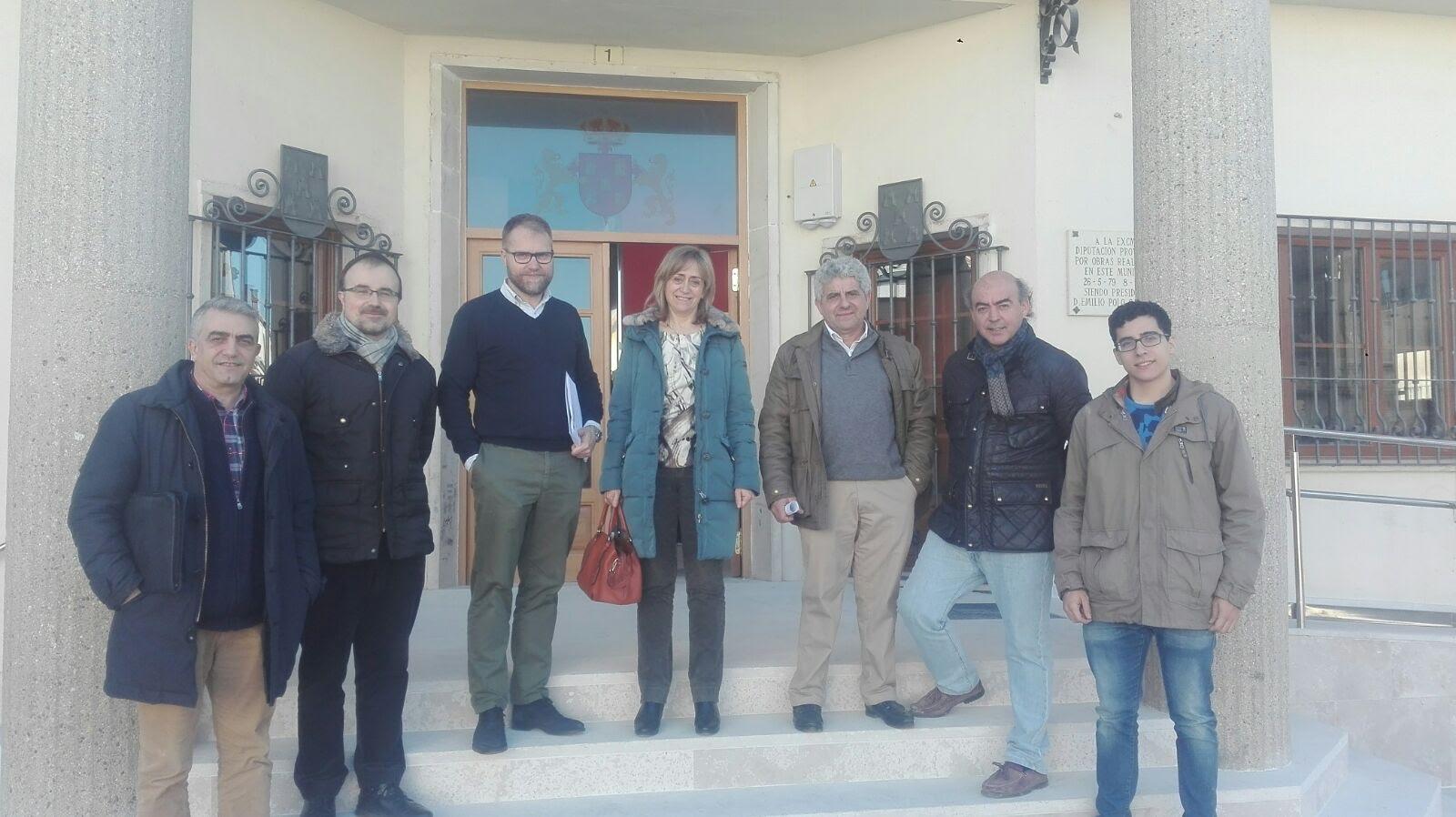 Supresión de barreras arquitectónicas del Ayuntamiento de Baltanás