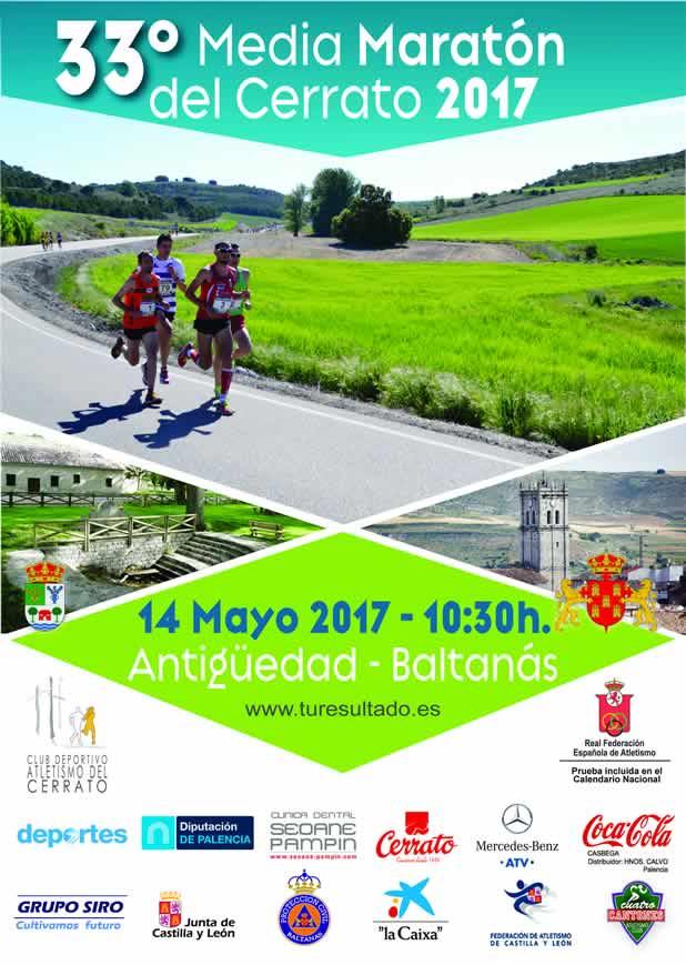 XXXIII Media Maratón del Cerrato
