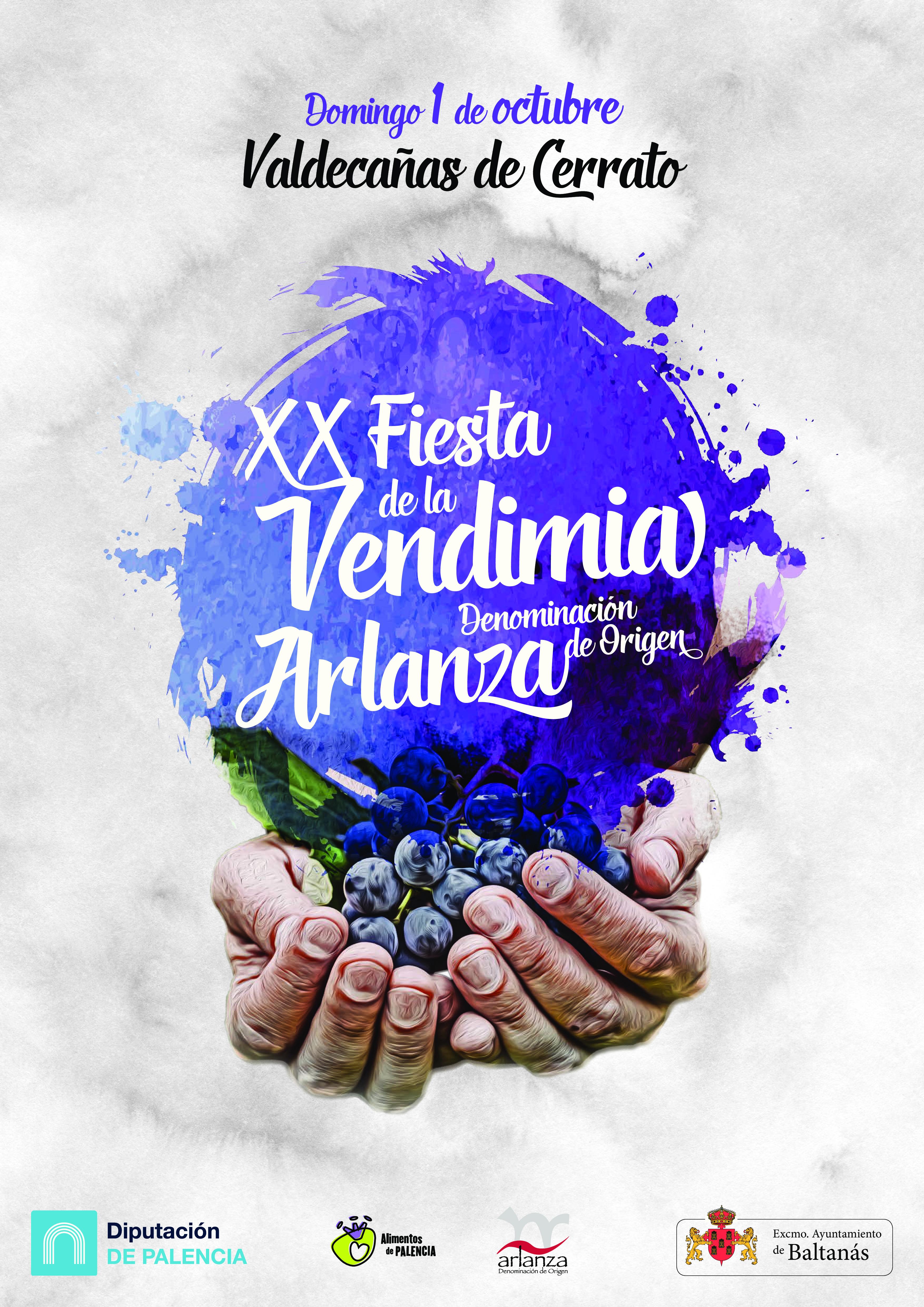 XX Fiesta de la Vendimia 2017 Denominación de Origen Arlanza – Valdecañas de Cerrato