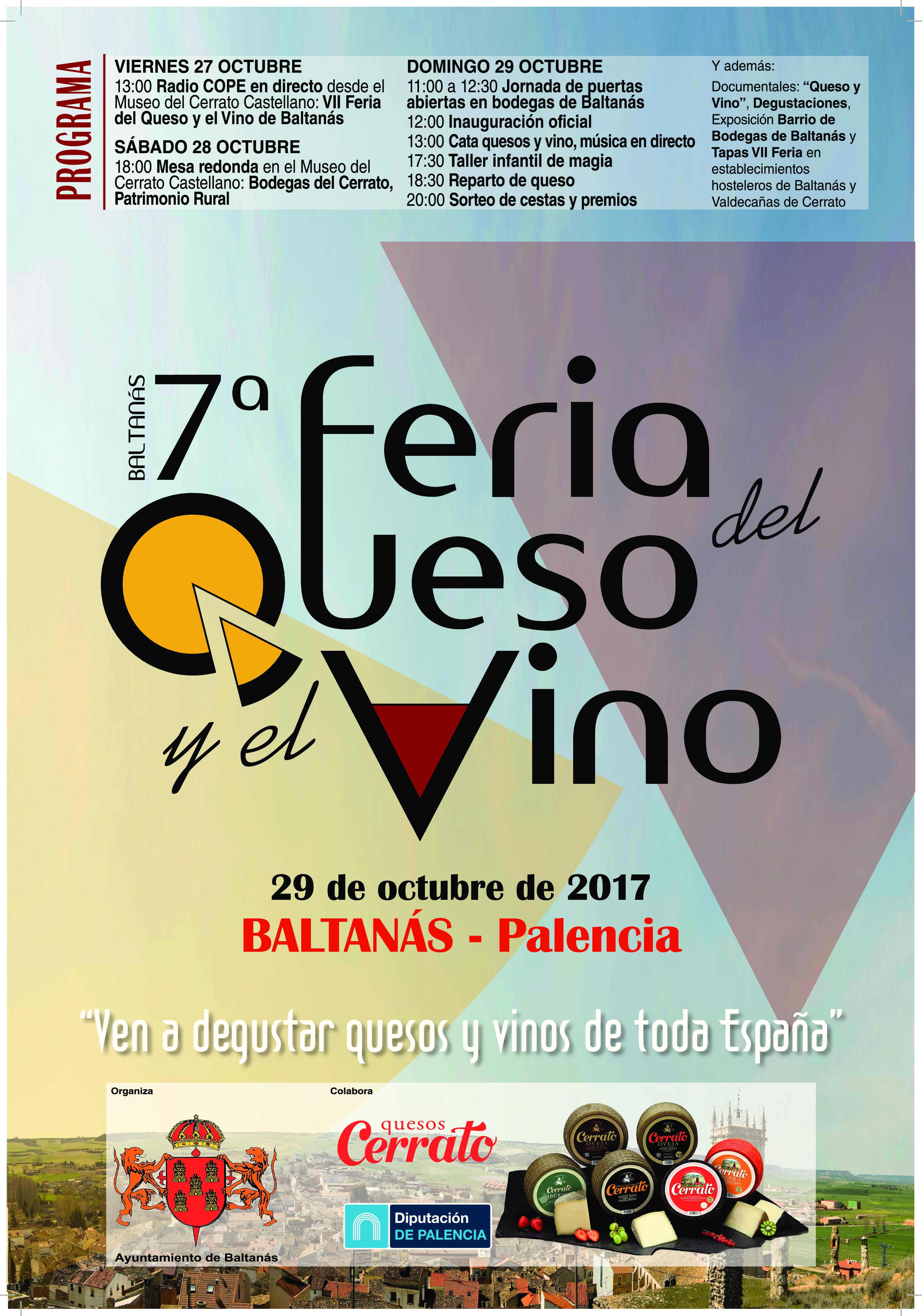 VII Feria del Queso y del Vino 2017