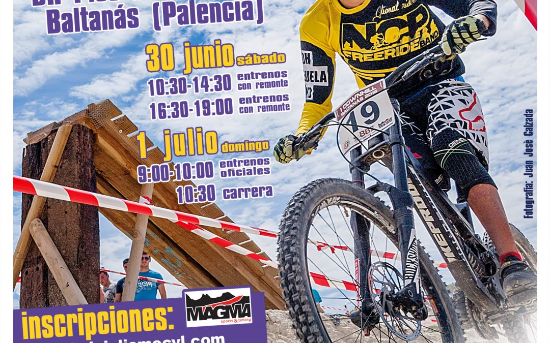 III Downhill Baltanás 2018
