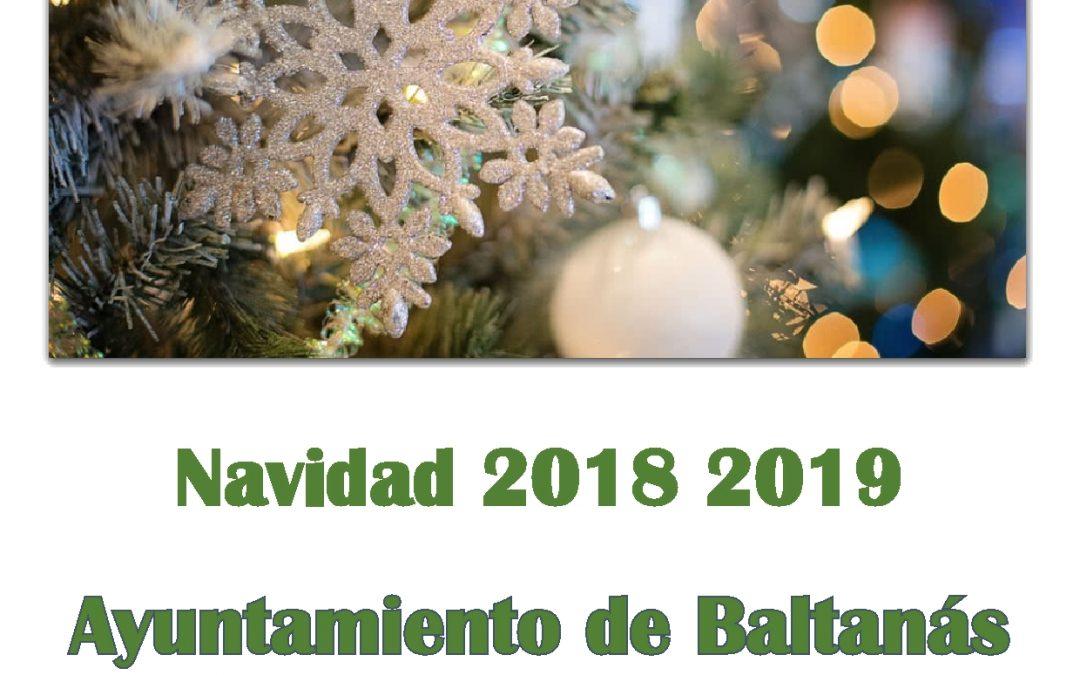 Programa Navidad 2018 2019