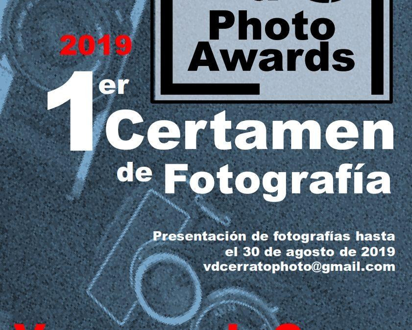 1º CERTAMEN DE FOTOGRAFIA 2019 Valdecañas de Cerrato