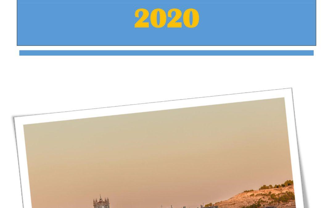 Programación Verano Cultural 2020